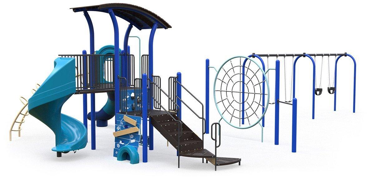 Active Playground Equipment Structure 2018
